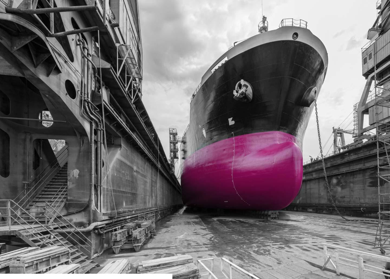 Romeko marine - ship repair